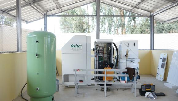 El Proyecto Legado podrá recurrir directamente al mercado internacional para realizar las compras de las plantas de oxígeno. Para tal fin, se le transferirá más de 67 millones de soles. (Foto: Andina)