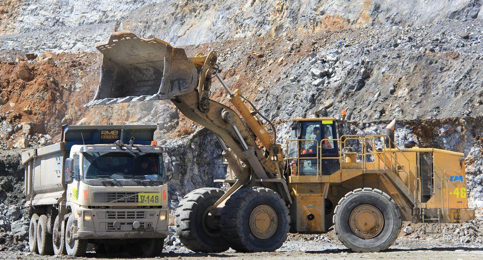 La inversión minera aumentó hasta en 19% durante este año. (Foto: USI)