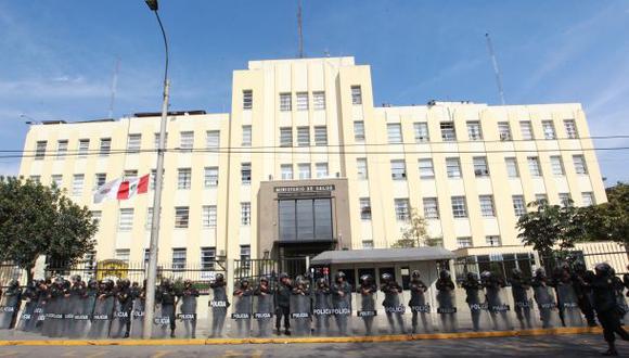"""Minsa reitera: """"Es imposible cumplir pedidos salariales de FMP"""""""
