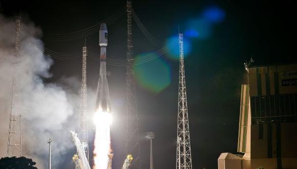 Europa pone en órbita dos satélites del sistema Galileo [VIDEO]