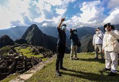 Coronavirus en Perú: Machu Picchu se reinventa ante la pandemia por el coronavirus   FOTOS