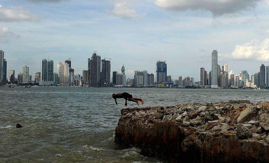 En Centroamérica la pobreza extrema a menudo convive con la riqueza más opulenta. (Foto: AFP)