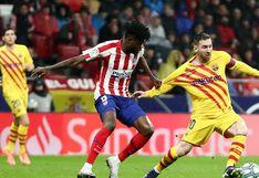 Barcelona venció 1-0 al Atlético Madrid con golazo de Lionel Messi por LaLiga en el Wanda Metropolitano