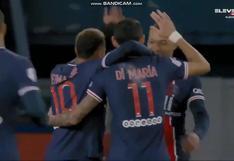 Los tres goles en tres minutos de Neymar, Icardi y Mbpapé en la goleada 4-0 de PSG ante Montpellier   VIDEO