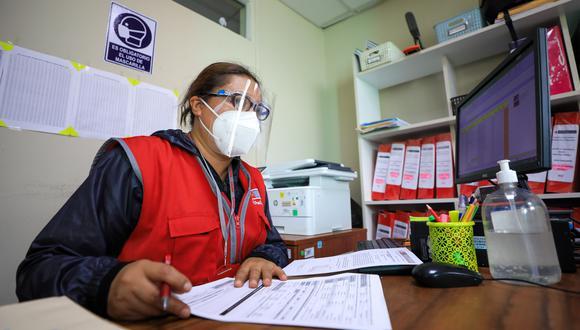 En el 2020, debido a la pandemia por el COVID-19, los CEM dejaron de atender de manera presencial por unos meses. (Foto: MIMP)