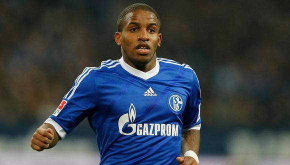 Jefferson Farfán jugó en Schalke 04 entre 2008 y 2015 | Foto: AFP