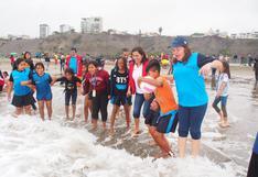 Escolares provenientes de pueblos originarios conocieron el mar en la última jornada del Tinkuy 2019