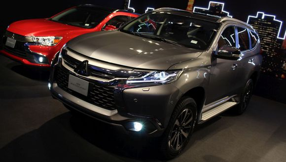 Mitsubishi lanzó al mercado su completamente renovada Montero Sport.