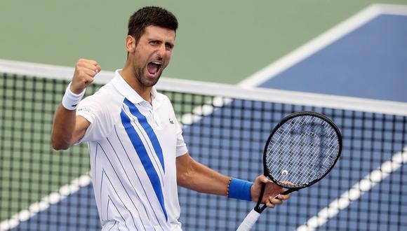 Djokovic y Murray son favoritos para conquistar la edición 2020 del torneo. (Foto: AFP)