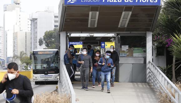 La medida busca agilizar el flujo de pasajeros en el sistema de transporte.