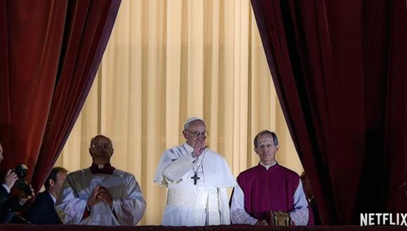 Netflix lanzará serie sobre vida del papa Francisco [VIDEO]
