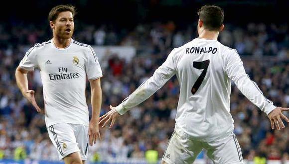 Real Madrid goleó 3-0 a Levante y le sacó 4 puntos a Barcelona