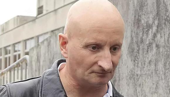 Steve Bouquet, un agente de seguridad de 54 años, que fue condenado por degollar gatos en el Reino Unido. (Foto de archivo: Gareth Fuller/ AP)