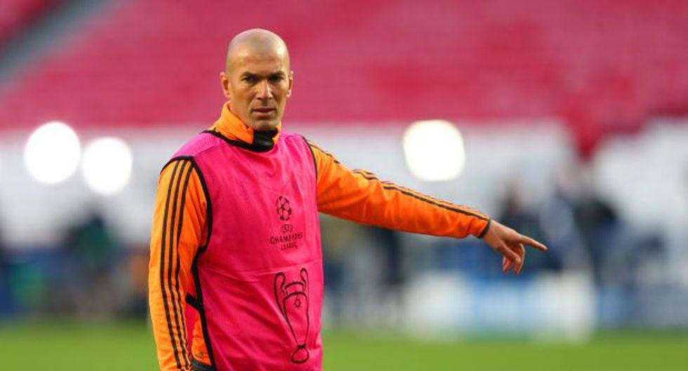 Zidane denunciado por entrenar al Madrid Castilla sin licencia