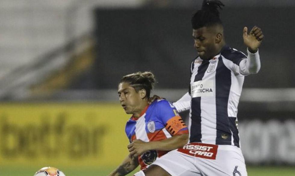 Alianza Lima vs. Estudiantes de Mérida (Twitter)
