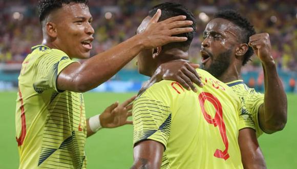 Colombia medirá fuerzas con Ecuador por un amistoso FIFA. Conoce los horarios y canales de todos los partidos de hoy, martes 19 de noviembre. (Facebook: @FCFSeleccionColPage)
