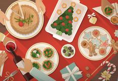 Navidad: opciones para una cena navideña vegana y libre de gluten