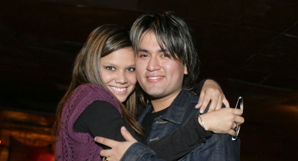 Andrea fue pareja del cantante Deyvis Orosco. (Foto: archivo El Comercio)
