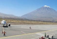 Arequipa: desde hoy se suspende el transporte aéreo, terrestre y ferroviario por incremento de casos de COVID-19
