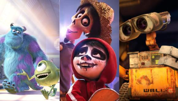 Disney presenta maratón de películas de Pixar en sus diferentes canales. (Foto: Disney)