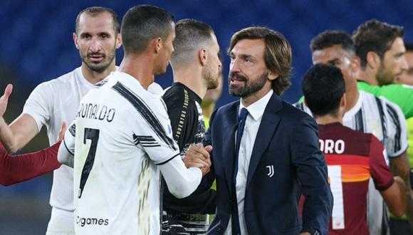 Entrenador de Juventus evitó criticar a Cristiano Ronaldo (Foto: AFP)