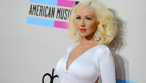 Christina Aguilera dio a luz a su primera hija