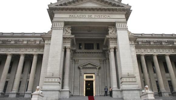 Presidentes de Corte Superior defendieron cumplimiento de fallos judiciales.  (Foto: Andina)