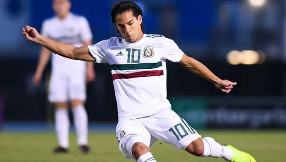 Diego Laínez quedó fuera del Preolímpico: México anunció lista final sin el jugador del Betis