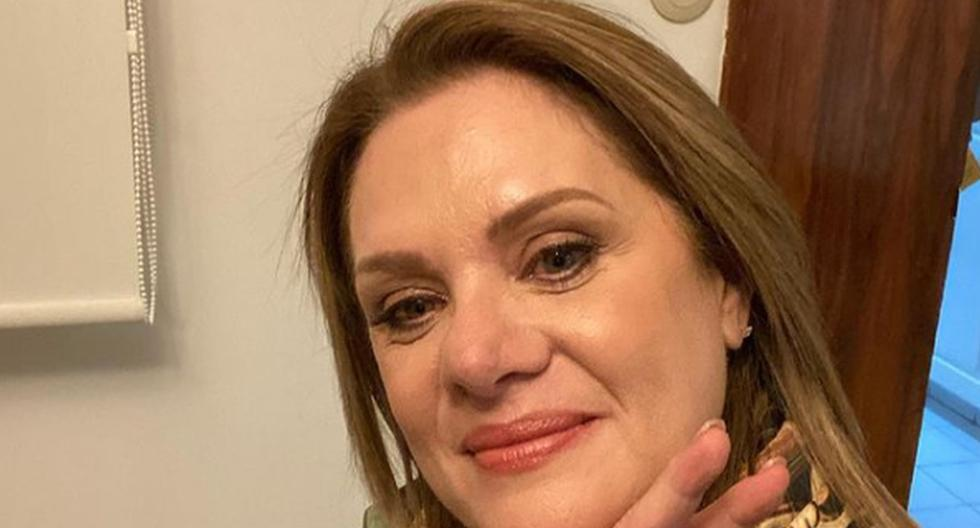 """Erika Buenfil after suffering attempted telephone extortion: """"I was very scared"""" 