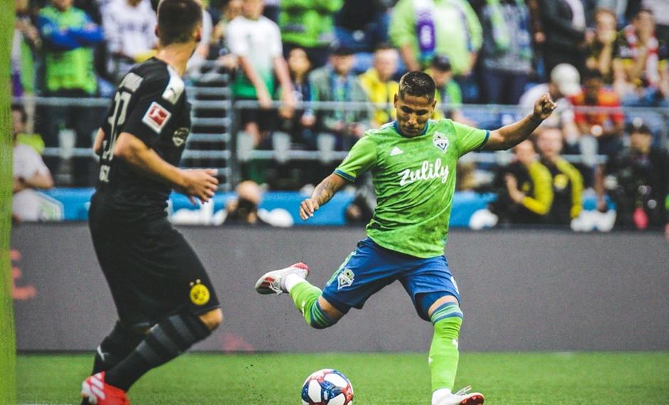 Seattle Sounders vs. Borussia Dortmund EN VIVO vía Dazn: sigue minuto a minuto el amistoso en Estados Unidos | Foto: Seattle Sounders