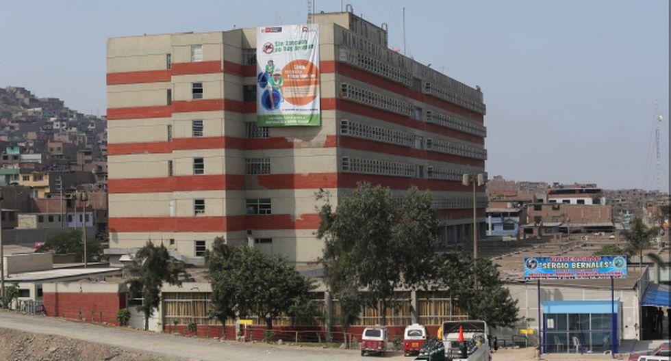 Evalúan declarar en emergencia el hospital María Auxiliadora - 1