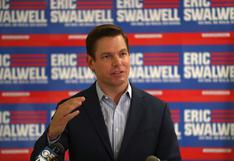 Elecciones en EE.UU.: Swalwell, el primer precandidato demócrata en abandonar la carrera
