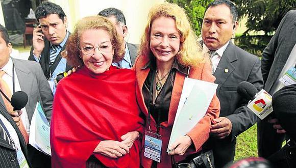 Ecoteva: Suegra de Toledo presentó hábeas corpus en Cieneguilla