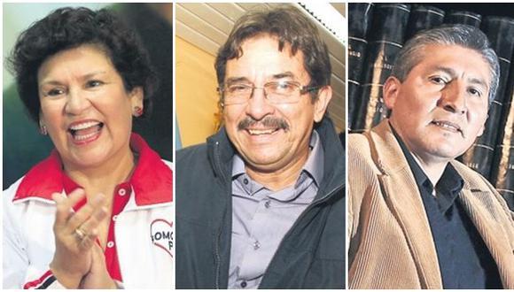 PPC, Apra y Somos Perú ya tienen candidatos para Lima