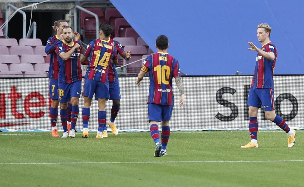 Barcelona venció al Elche por el Trofeo Joan Gamper