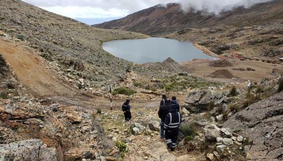 Áncash: piden intervención de fiscalía por presunta contaminación de mineras en Macate