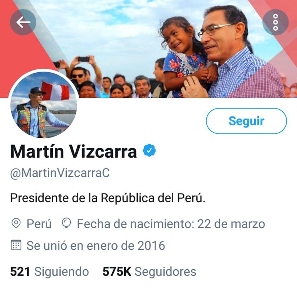 Qué políticos peruanos podrían ser afectados si van contra las nuevas normas de Twitter. Foto: Captura de Twitter