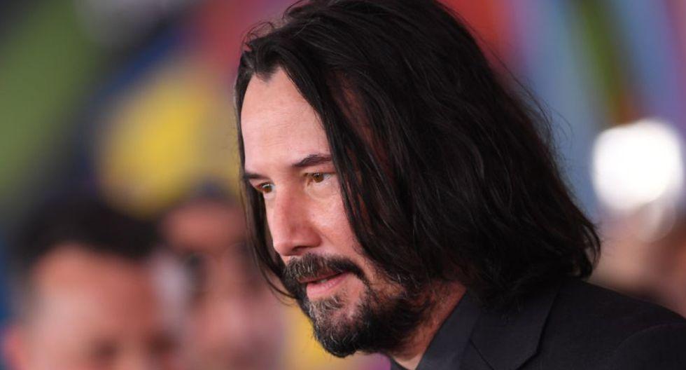 Usuario de Google Translate buscó el nombre de Keanu Reeves y se llevó una gran sorpresa con el resultado | Foto: AFP
