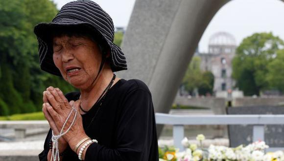 Dramáticos testimonios de los sobrevivientes de Hiroshima