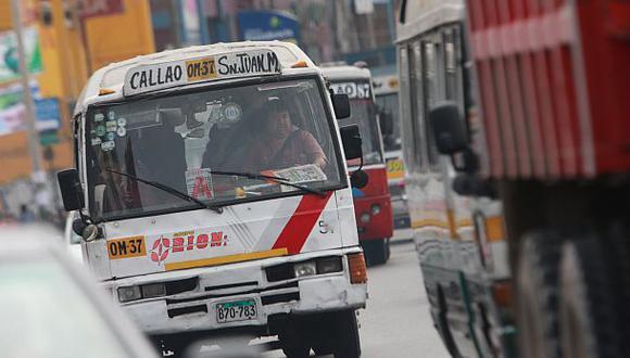 Lima formó comisión que verá temas de transporte con el Callao