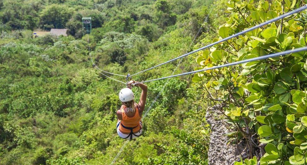 Parques recreativos en Punta Cana. (Foto: Difusión)