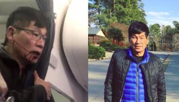 David Dao, el pasajero expulsado del vuelo de United Airlines