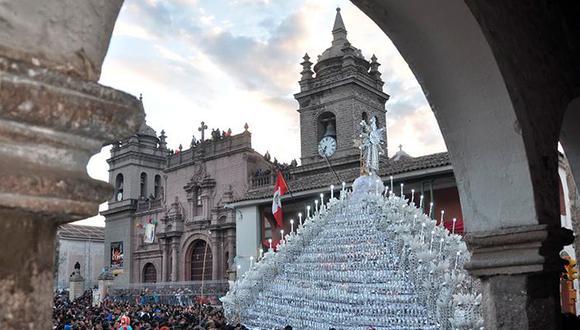 Ayacucho suele vivir con mucho fervor la Semana Santa. (Foto: wamanadventures.com)