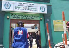 Lambayeque: 7 de 19 comisarías carecen de equipos de protección para policías contra el coronavirus