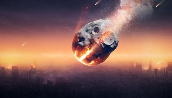 Los científicos se preparan en caso de que algún día un asteroide grande impacte la Tierra. (Foto: Getty)