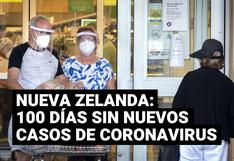 Nueva Zelanda: ¿Cómo este país lleva 100 días sin registrar contagios por COVID-19?
