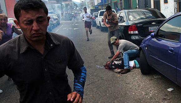 Venezuela: Detienen a un policía por el asesinato de estudiante