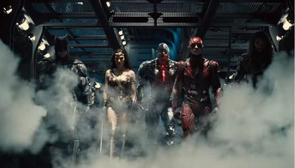 """""""La Liga de la Justicia de Jack Snyder"""" es una de las cintas más esperadas por los seguidores de DC. (Foto: Captura YouTube)"""