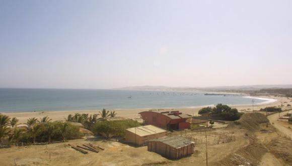 Talara: turista argentina desapareció en playa de Los Órganos