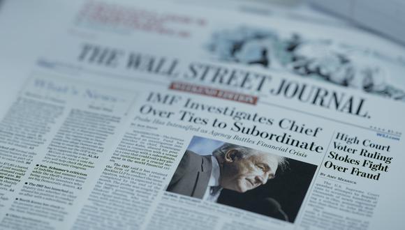 Uno de los múltiples titulares que desencadenó el escándalo de Dominique Strauss-Kahn, exdirector del Fondo Monetario Internacional (FMI); que motivó un documental para Netflix. Foto: Netflix.